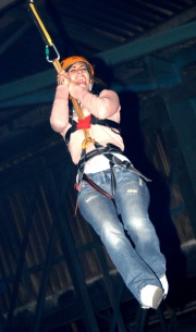 The Abyss @ Magna – The Drop Free-fall Experience