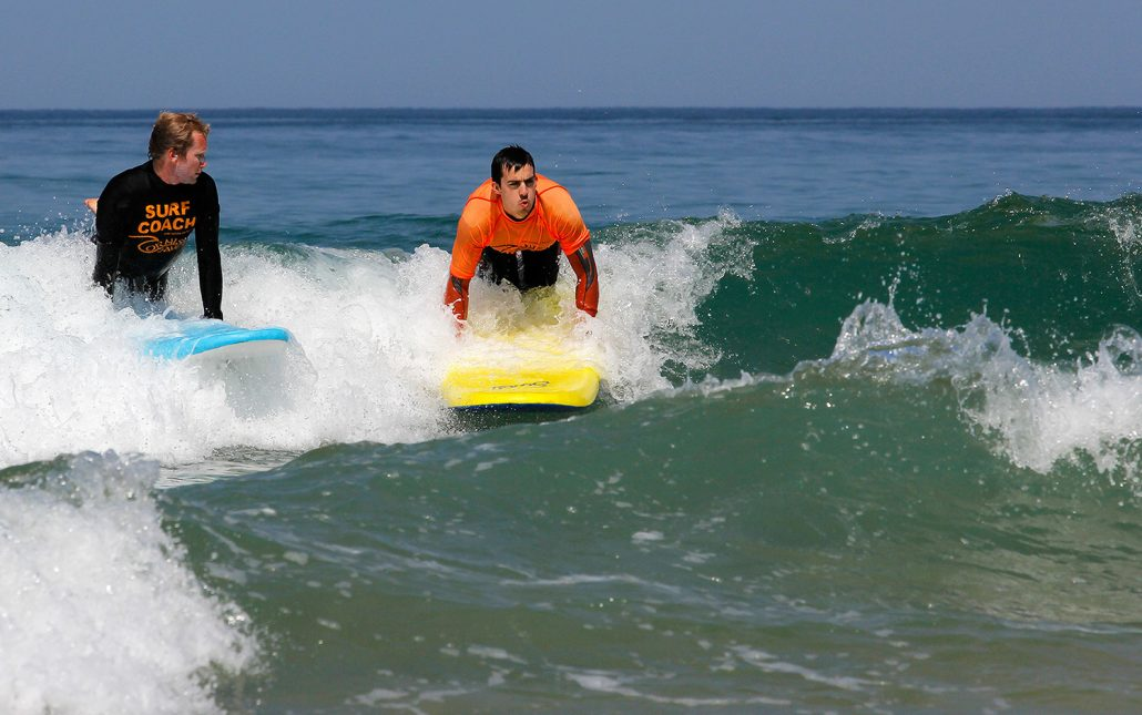 PROGRESSOR SURF LESSON PACKAGE NEWQUAY